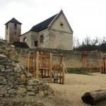 ehem. Kloster St. Anna mit Spielplatz
