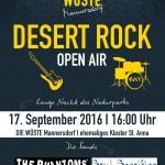 Plakat-Desert-Rock