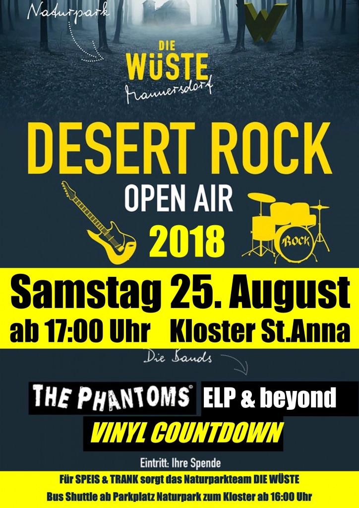 Desert Rock 2018